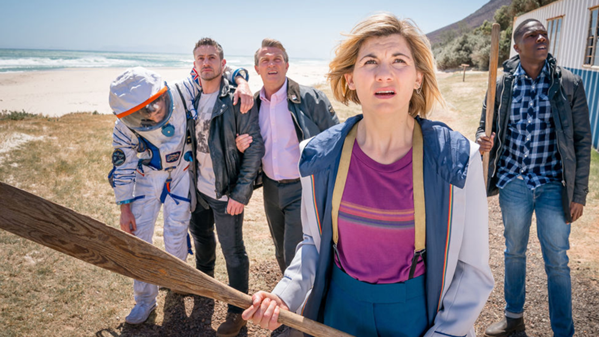 Even in Muddied Waters, Doctor Who's Message Is Clearer Than Ever