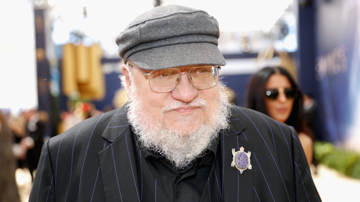 George R.R. Martin Responds to Accusations of Hugo Awards Racism, Apologizes for Mispronouncing Names
