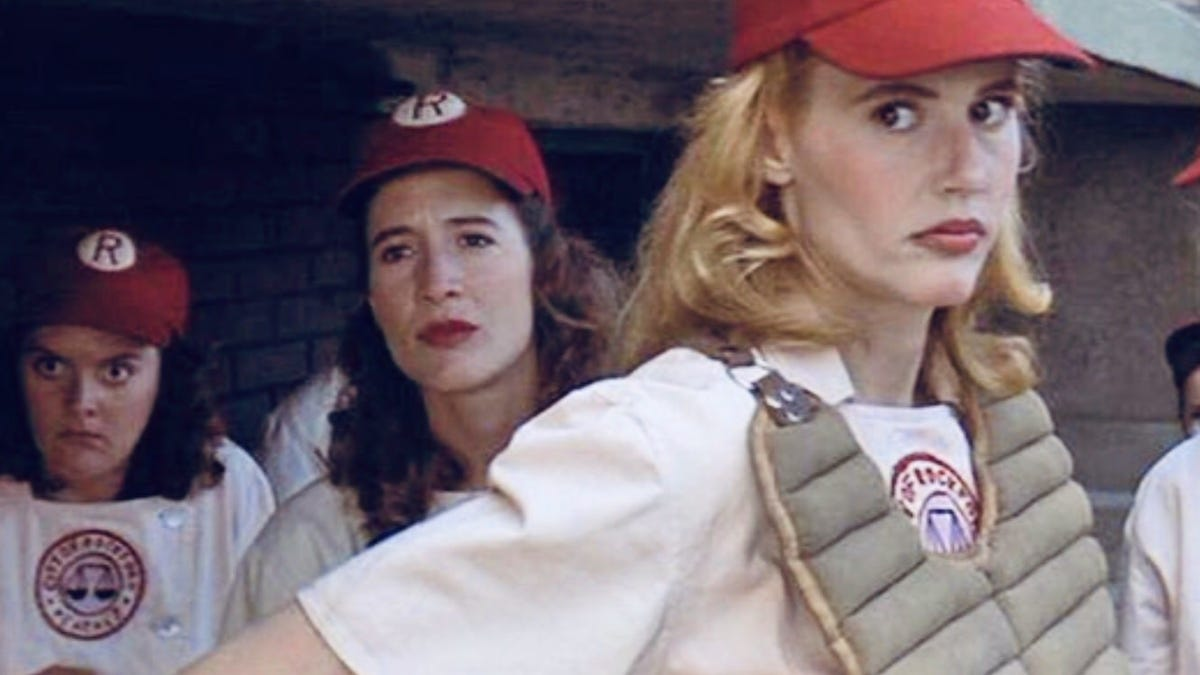 It's Okay to Feel Good About Amazon's A League Of Their Own TV Series