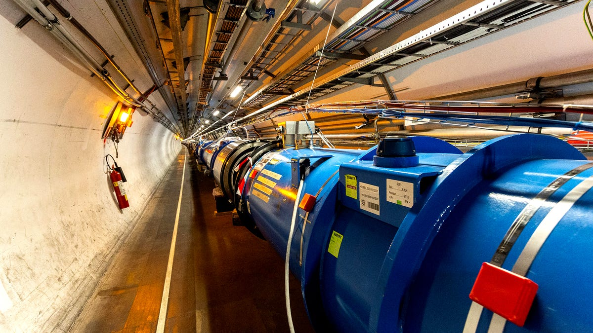 Timeline Of Major Physics Discoveries
