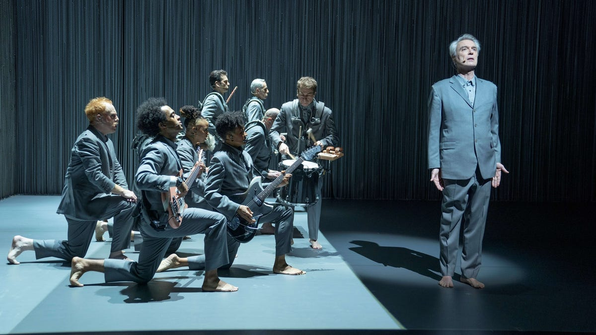 David Byrne and Spike Lee made American Utopia the movie for 2020