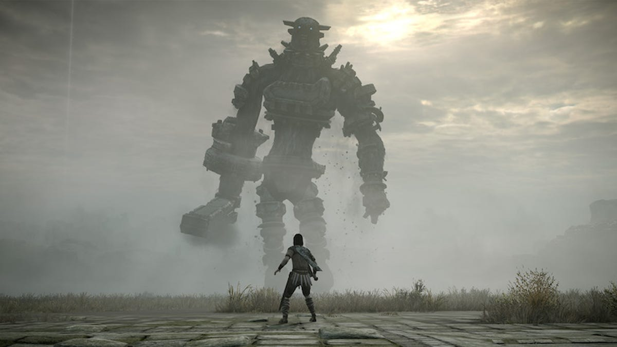 Shadow of the Colossus And Sonic Forces Are March's PS Plus Games - Kotaku