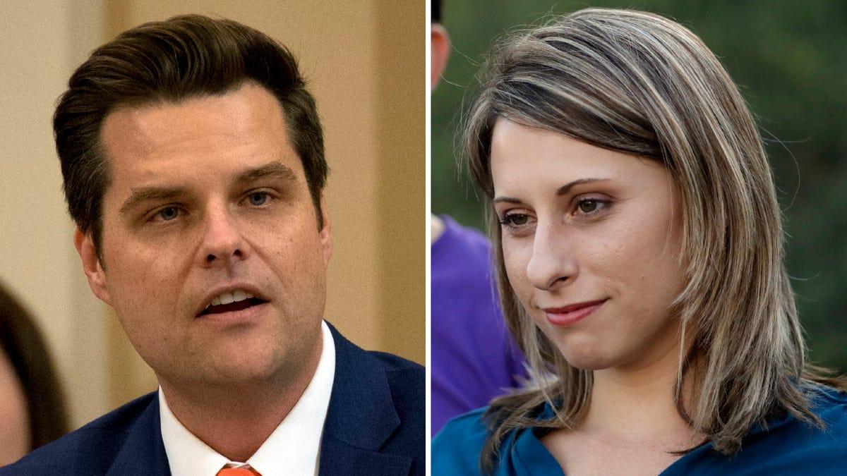Katie Hill Has a Message For Matt Gaetz: Resign