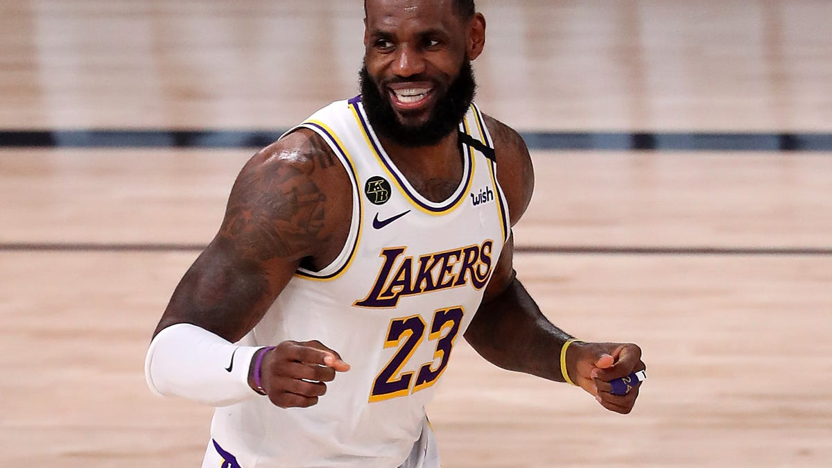 Time Magazine Names LeBron James Athlete of the Year