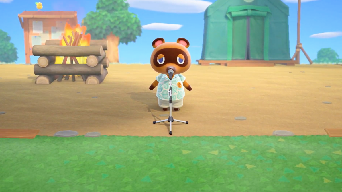 Everything We Just Learned About Animal Crossing: New Horizons [Updating]