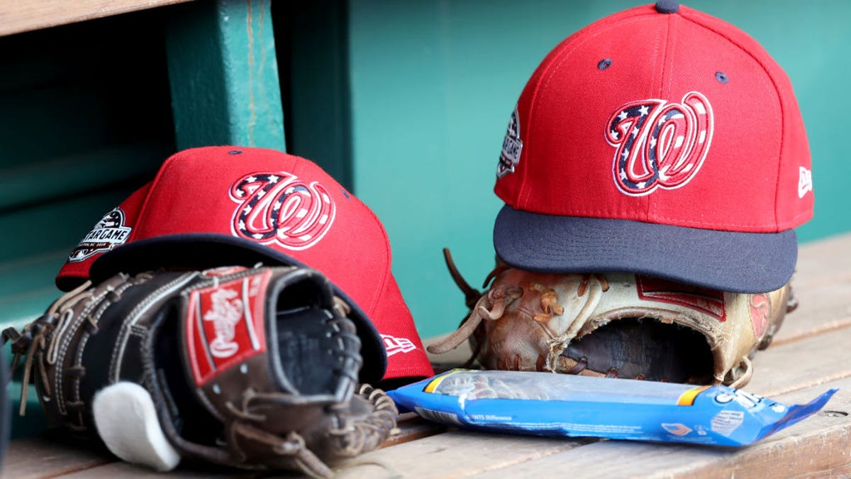 If The Nats Are Going To Be Worth Rooting For, Let's Get Them Some Better Hats