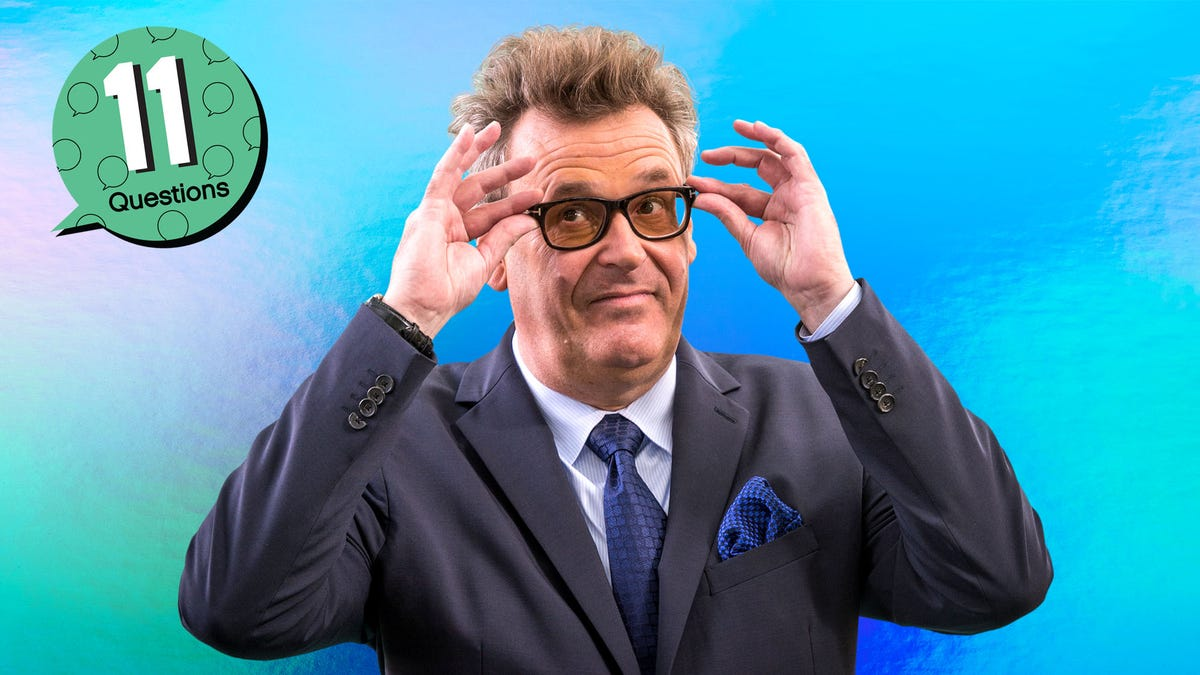 Greg Proops on Donald Trump's cognitive decline and the proper way to eat hash browns