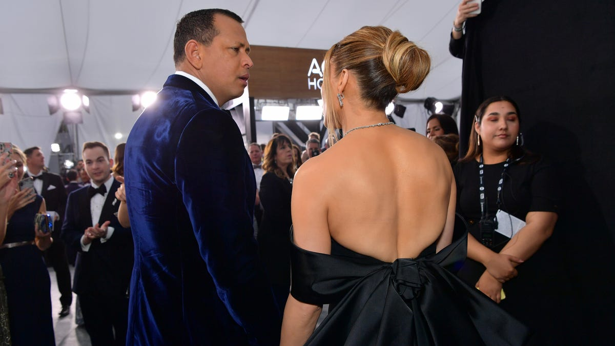 The Battle of 'Who Called It Off First' Begins Between Jennifer Lopez and Alex Rodriguez