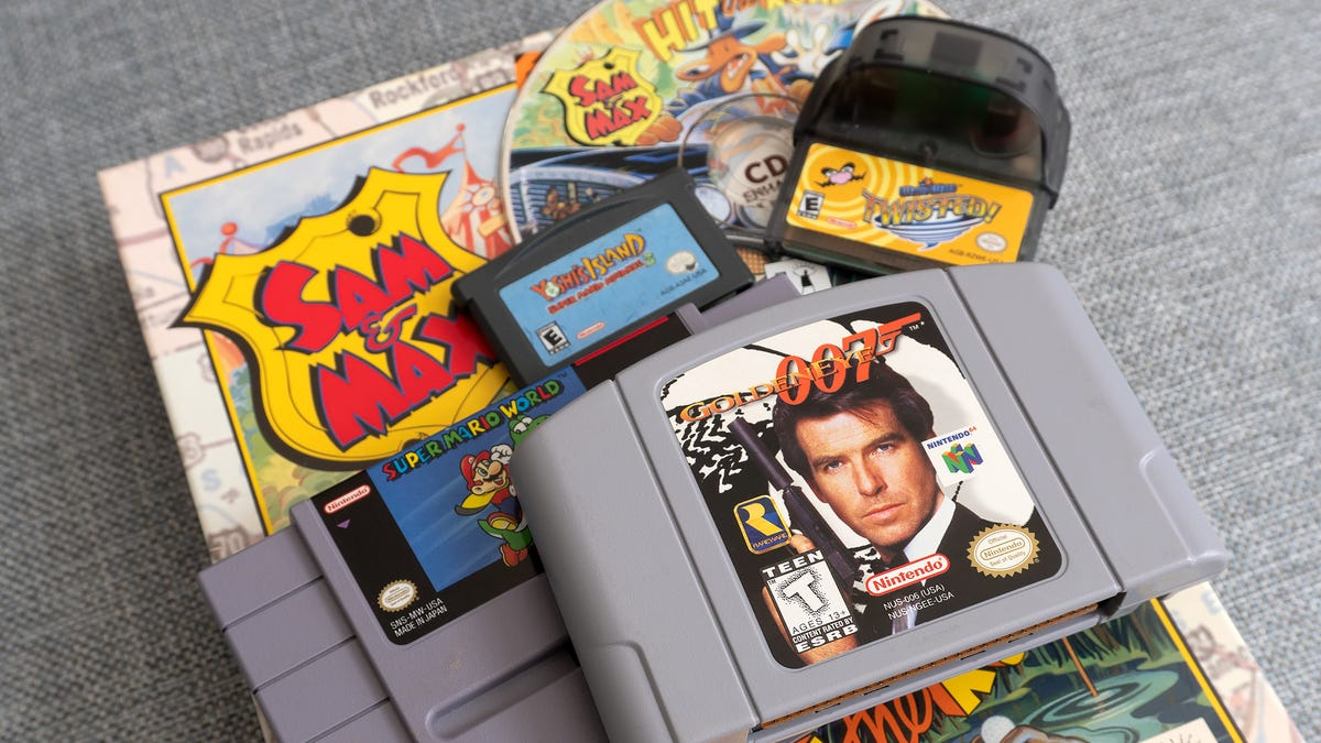 You Should Hoard Physical Copies of the Video Games You Love