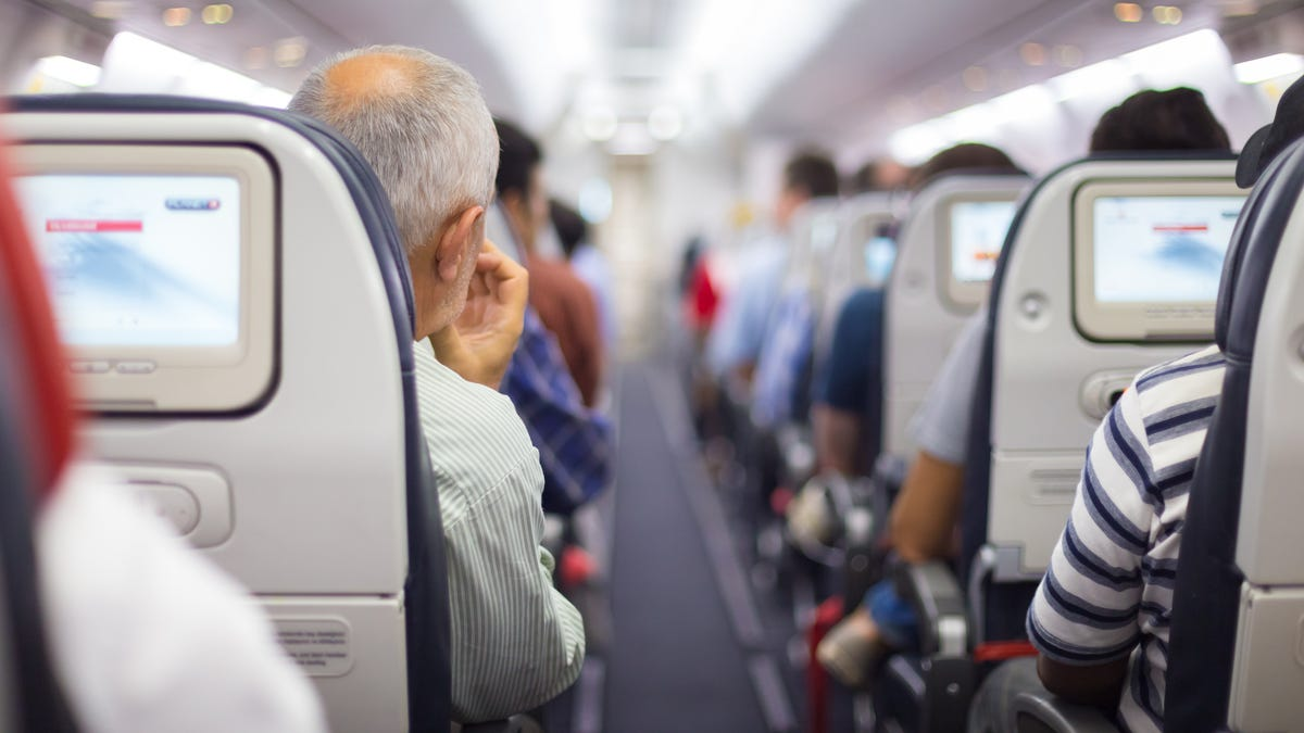 Ask Before You Recline Your Airplane Seat