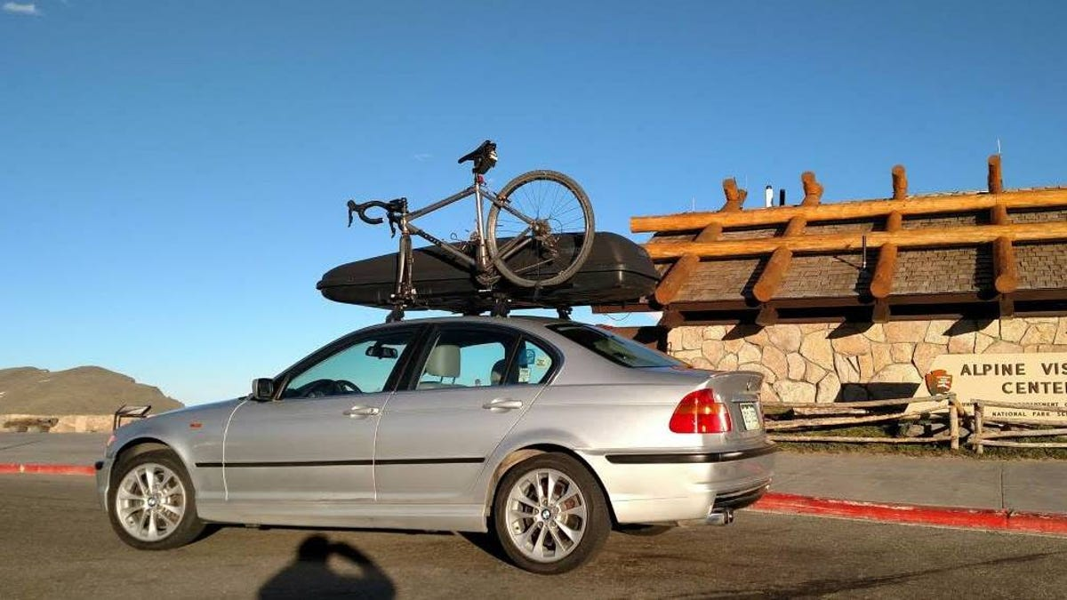 At $5,900, Would You Go All Weekend Warrior In This Thule-Equipped 2002 BMW 330xi?
