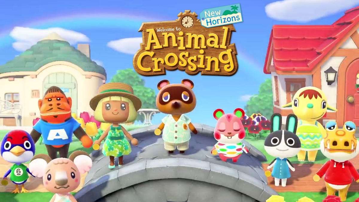 Animal Crossing: New Horizons Is The Escape We All Need Right Now
