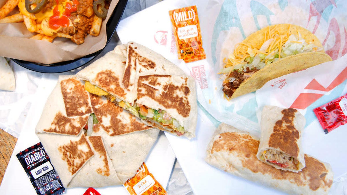 Taco Bell is rolling out its very own plant-based meat alternative