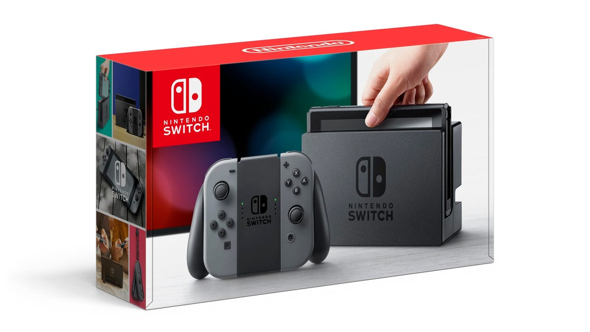 The Nintendo Switch Is The Fastest-Selling Console In U.S. History