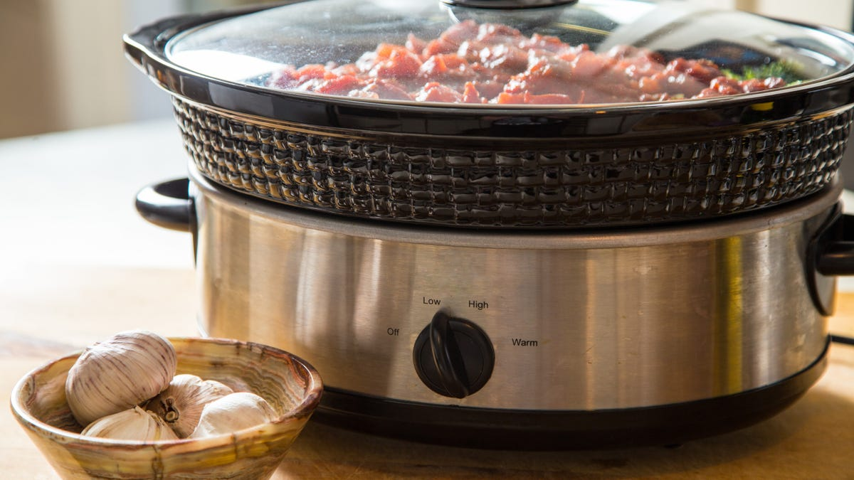 Slow Cooker - cover