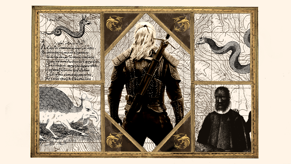 A Medievalist's Guide to Decoding The Witcher's Monsters