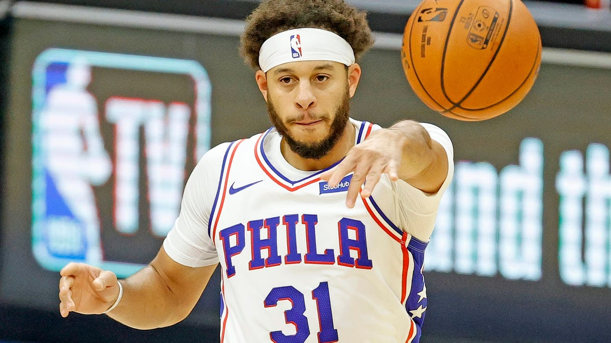 The NBA made it just two weeks as Seth Curry tests positive for COVID-19