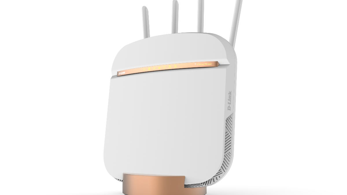 D-Link's New 5G Wifi Router Could Let You Say Goodbye to Cable Internet Forever
