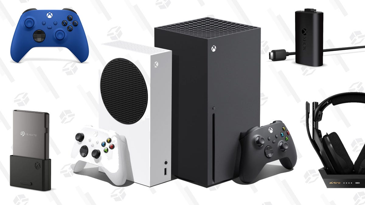 Claw Grip Your Way Around the Best Xbox Series X (and Series S) Accessories