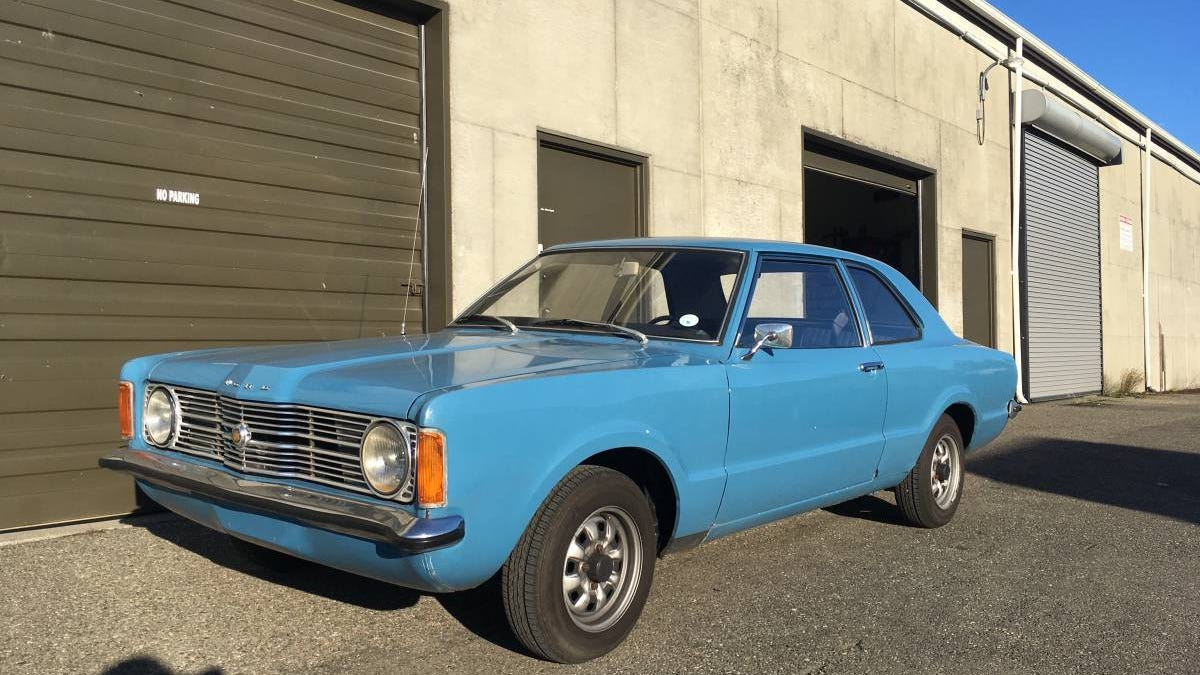 At $5,500, Could You Be Tempted By This 1972 Ford Taunus TC?