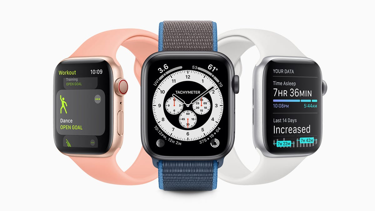 11 Things You Can Do in WatchOS 7 That You Couldn't Do Before