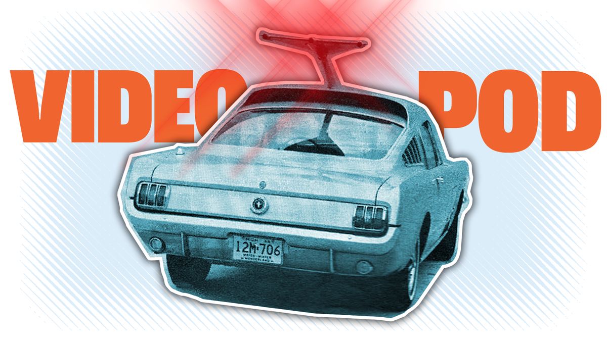 Ford Was Once On The Cutting Edge Of Really Batshit Taillight Ideas