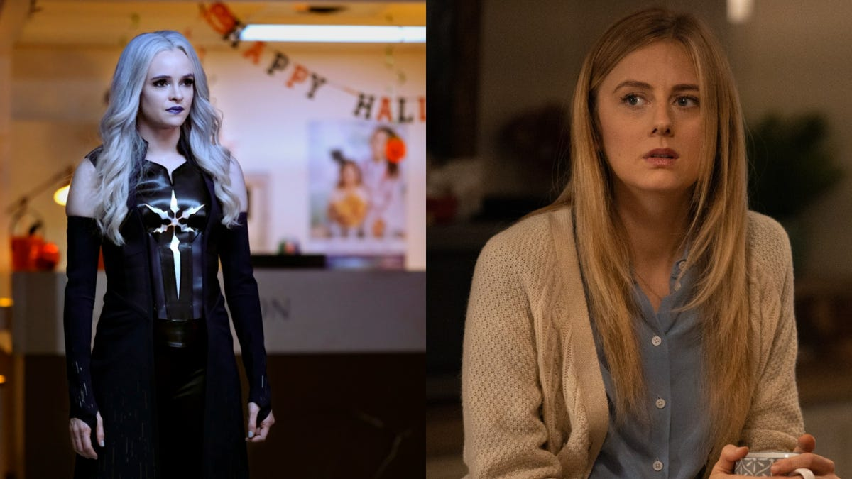 The Flash gets spooky, plus Justine Lupe on Mr. Mercedes and that Succession quiz