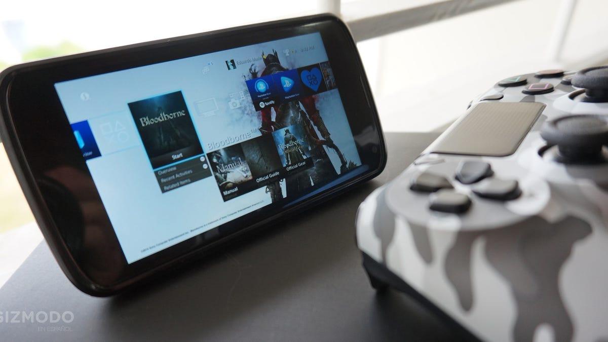 Cómo jugar cualquier juego de tu PS4 en un dispositivo Android