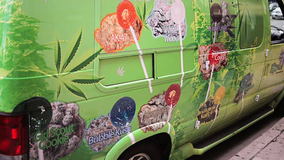 How to Get (Legal) Weed Delivered to Your Front Door