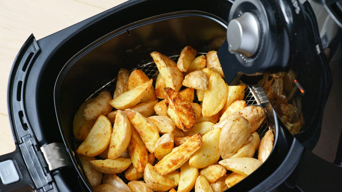 Use an Air Fryer for Optimal Snacking