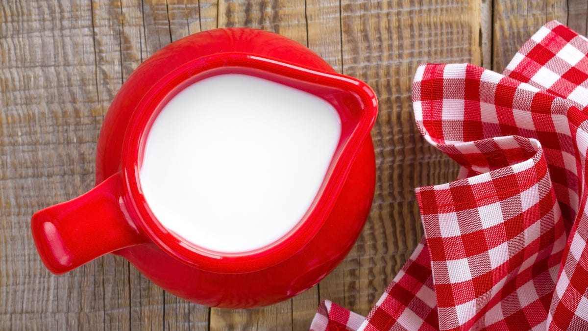 How to Use Soured Milk Instead of Pouring It Out