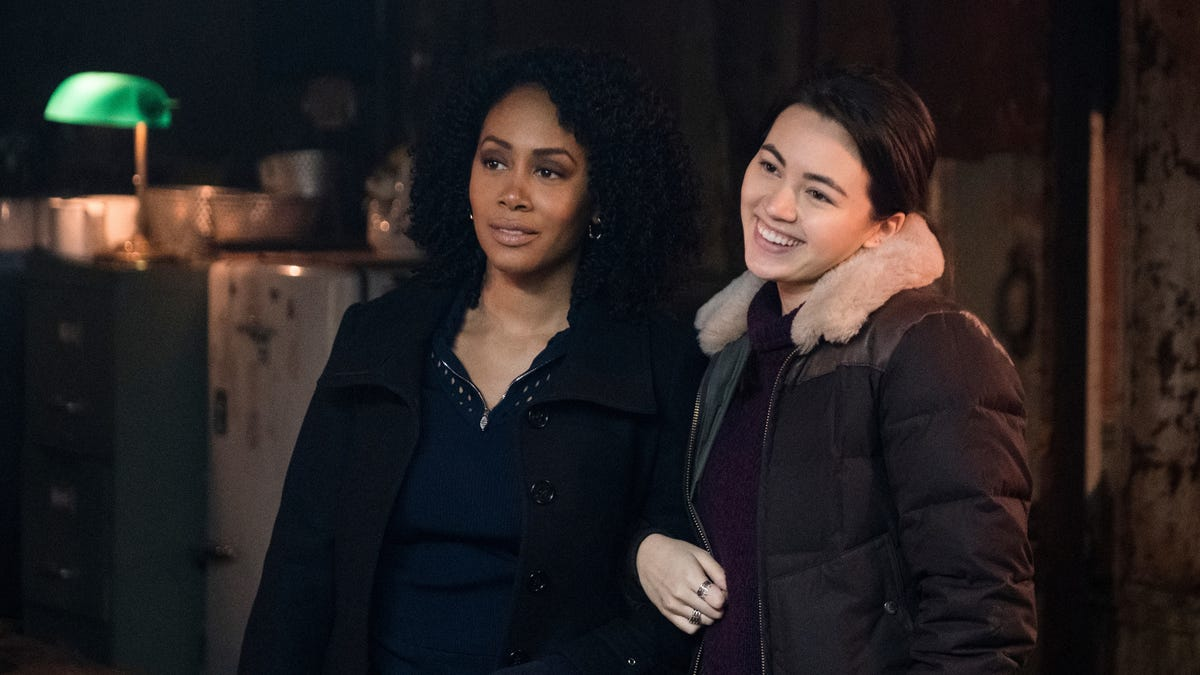 Luke Cage's Simone Missick Reflects on the Sudden Loss of Misty Knight