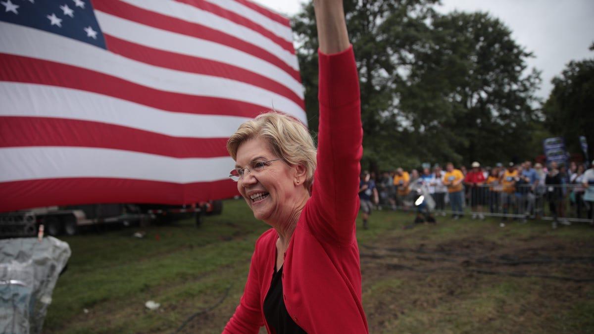 Elizabeth Warren Is Making the Personal Political