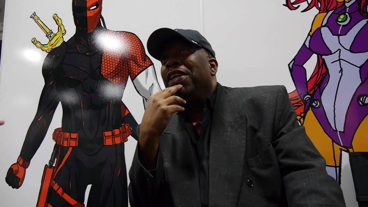 The First Black Writer at Marvel and DC Comes Back to Comics After an 11-Year Absence