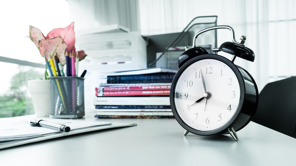 Your Workspace Needs an Analog Clock