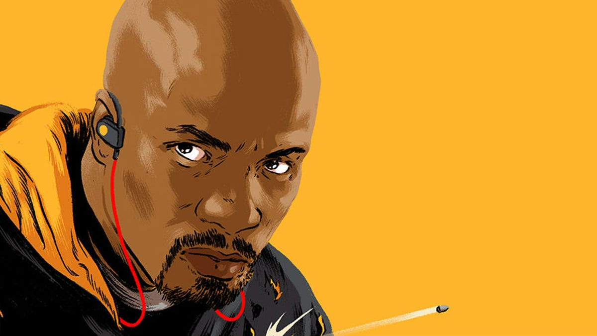 The Badass Luke Cage Soundtrack Is Getting an Equally Badass Vinyl Release