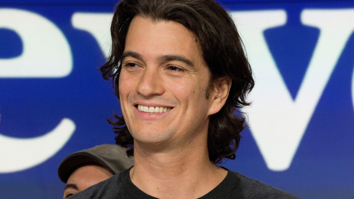 WeWork, Former CEO Adam Neumann Accused of Rampant Pregnancy and Gender Discrimination