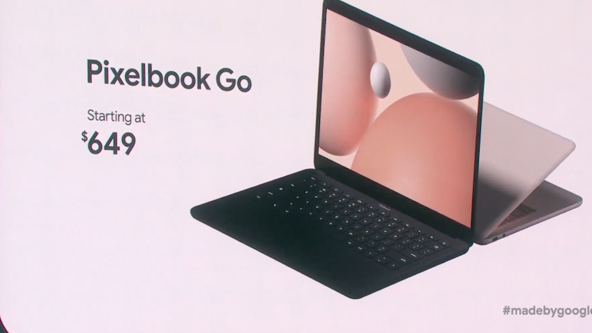The Pixelbook Go Is a Smaller Cheaper Google-made Chromebook