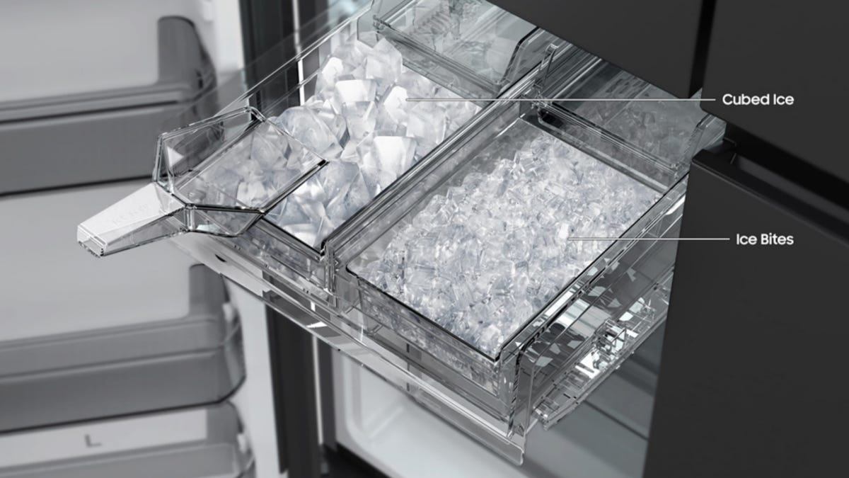 Refrigerators Are Finally Embracing the Good Ice