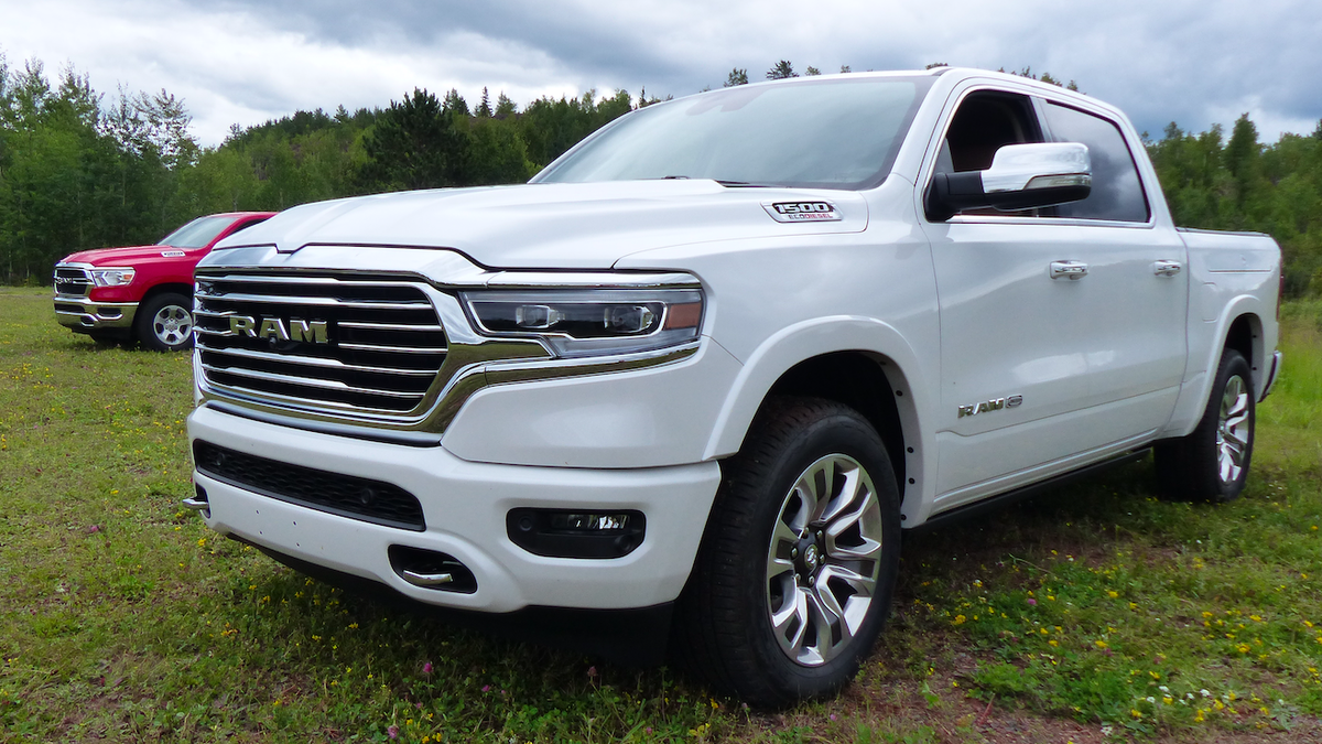 2020 Ram Ecodiesel Review.2020 Ram 1500 Ecodiesel Fails To Achieve Best In Class Mpg