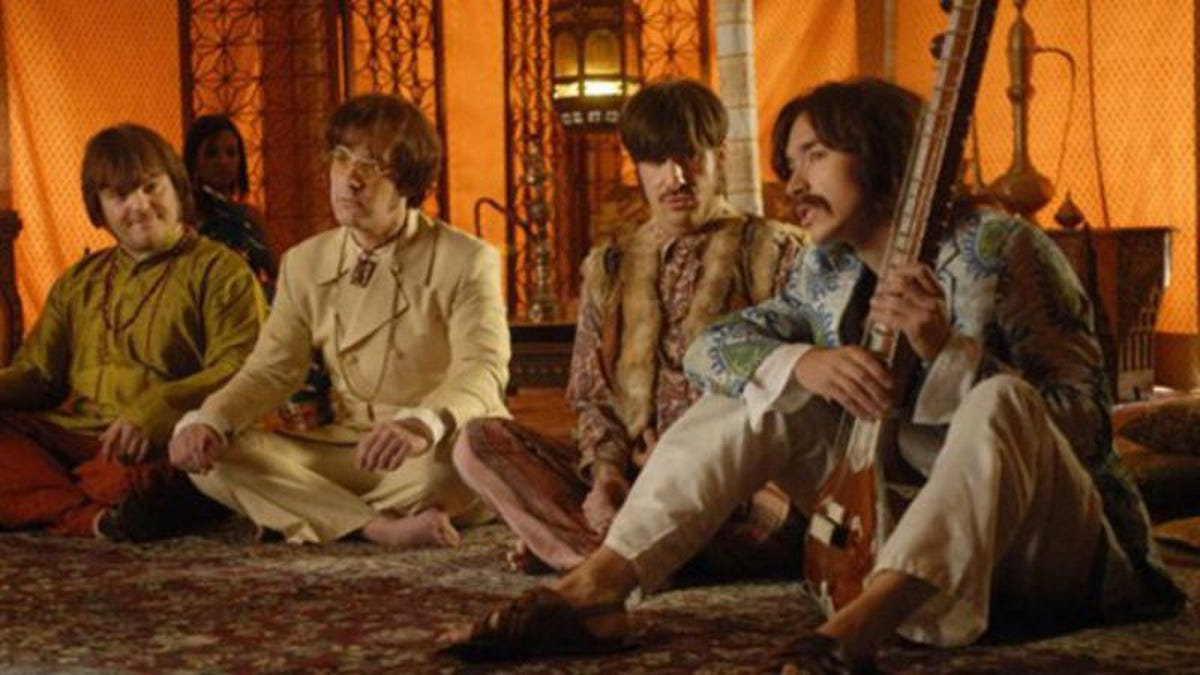 NBC's Beatles miniseries doesn't have the rights to the band's music yet