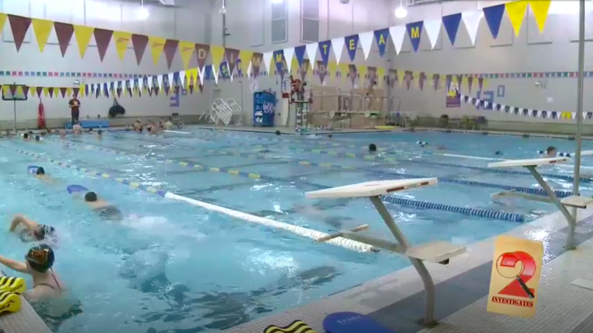 Teen Disqualified From Swim Meet Victory After Referee