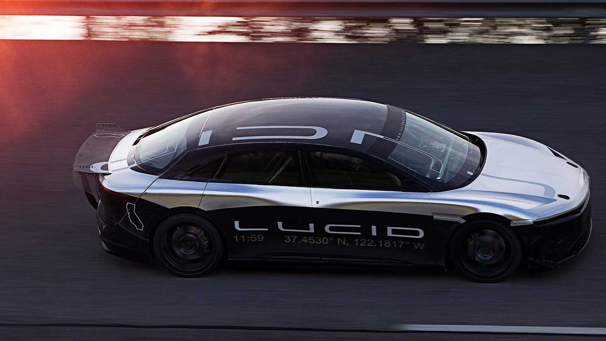 Lucid Motors Just Fell Another Step Behind Tesla