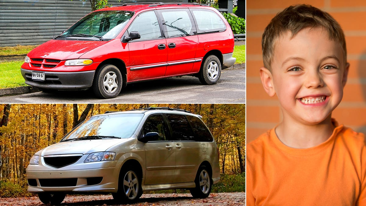 Now That's What We Like To See: When Jesus And Satan Both Tried To Lure This Toddler Into Their Minivans, The Toddler Chose To Get Into Jesus's Minivan