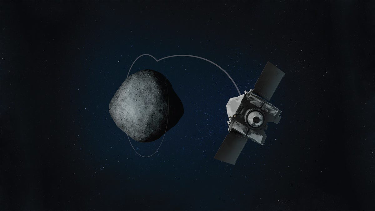 Bennu Is Now the Smallest Object Ever Orbited by a Spacecraft