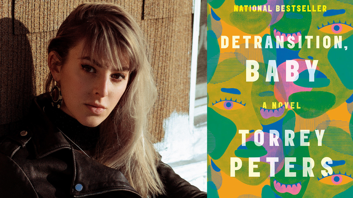 Writer Torrey Peters Wants a Punk Utopia for Trans Girls and a Cuisinart Mixer