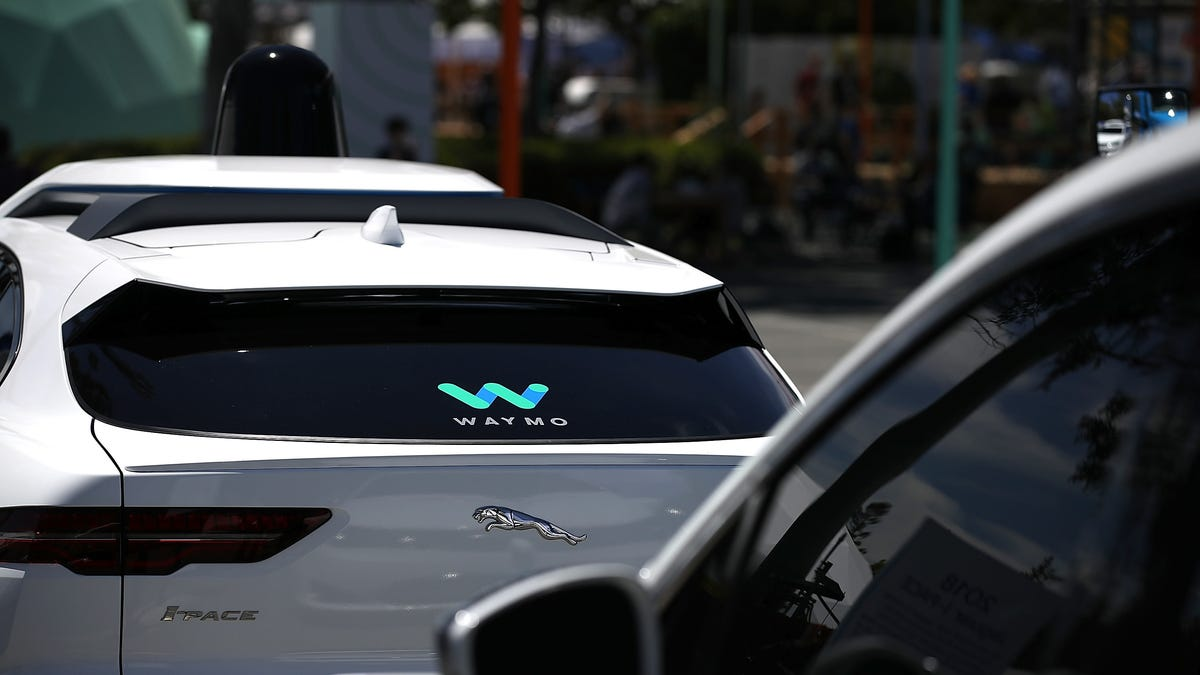 Waymo Just Dumped A Huge Amount Of Its Autonomous Driving Data