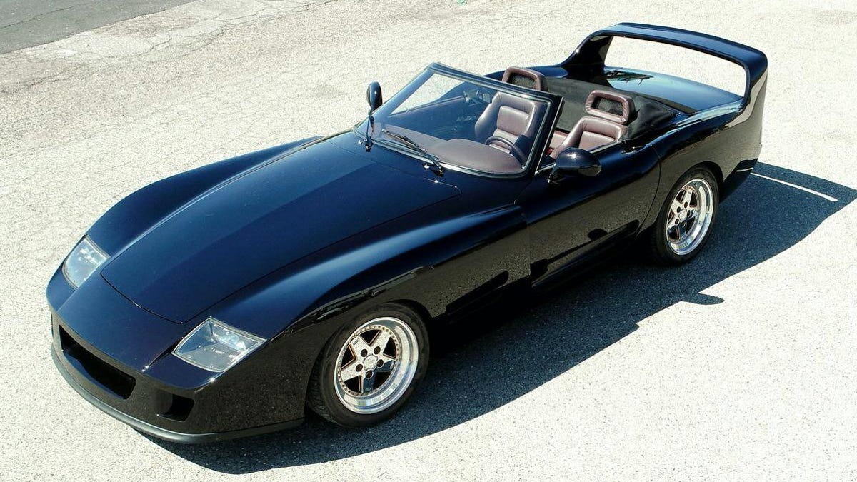 """At $35,000, Could This """"One Of A Kind"""" 1971 Intermeccanica Italia Be Your Kind Of Deal?"""