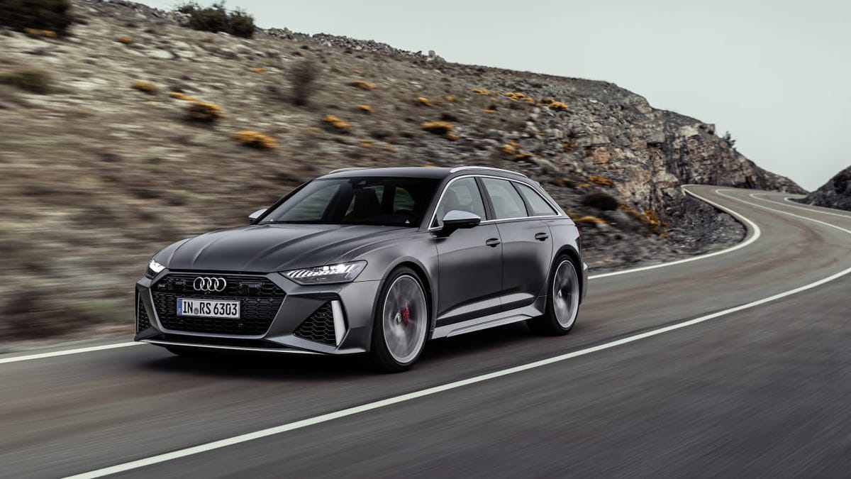 The 591 HP 2020 Audi RS6 Avant Is Coming To America (Updated)