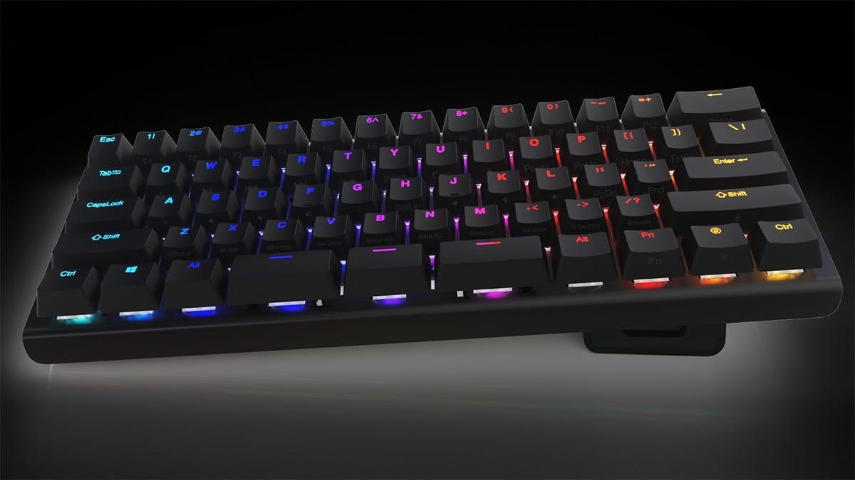 Kinesis' TKO Is My New Favorite Compact Keyboard